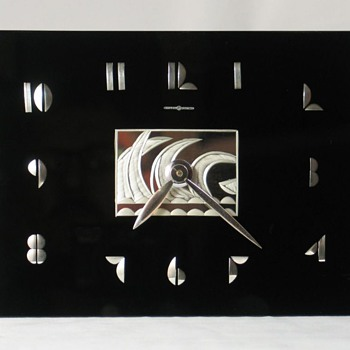 "General Electric 5F50 ""Mirage"" - Clocks"