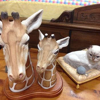 My mysterious Kazmar collection - Animals