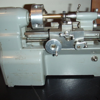Miniature Lathe - Tools and Hardware