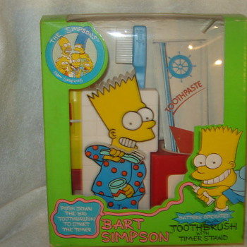 Bart Toothbrush favourite