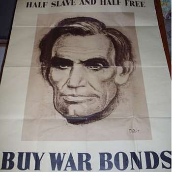 Lincoln War Poster. - Posters and Prints
