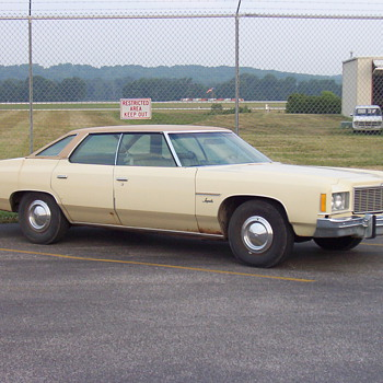 The Impala from my youth