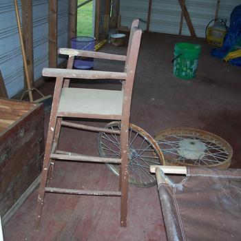 High Chair - Furniture