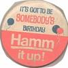 Hamm's Button