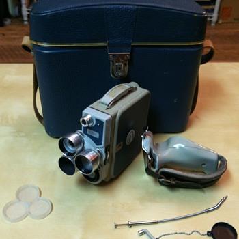 Eumig C3 M 8mm Camera - Cameras