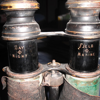 Boer War field Glasses (Canada) - Tools and Hardware