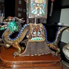 Vintage Dragon Large Figurine