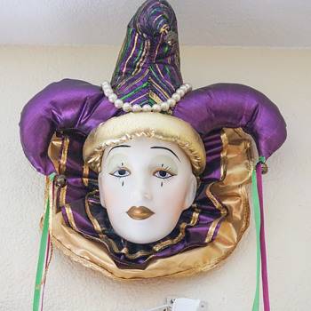 Porecelain Mask - Fine Art