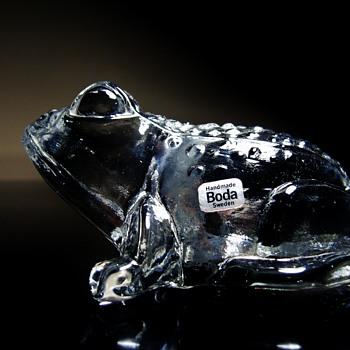 BODA -SWEDEN  - Art Glass