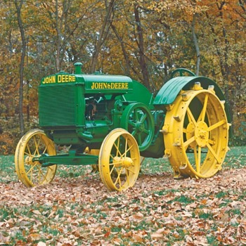 """1925 John Deere D """"Spoker"""" Tractor  - Tractors"""