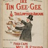 WHAT IS A TIN GEE- GEE SHEET MUSIC ,SHOWS AN OLD GENT LOOKING FOR ONE AMID OLD TOYS. PRE 1900.
