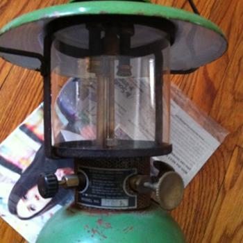 Lenk Mfg Lantern