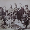 Antique Tribal photograph with Caucasian man and Wife - need help with identification