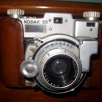 """Older """"Kodak"""" 35mm Camera"""