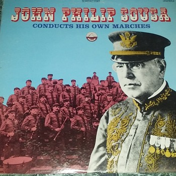 Mr. John Philip Sousa.... - Records