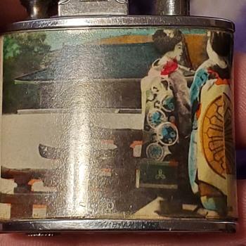 Lighter - Tobacciana