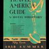 ~~1938 TRAVEL AMERICA GUIDE & HOTEL DIRECTORY~~