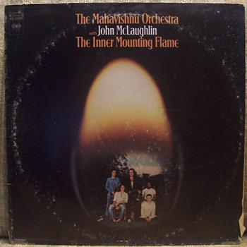 John McLaughlin  Mahavishnu Orchestra! - Records
