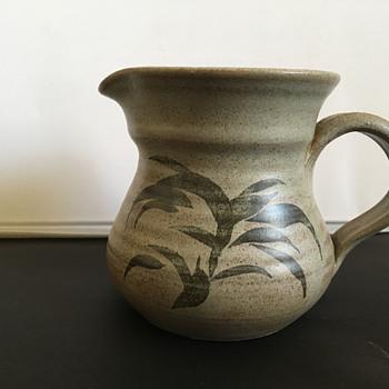 Vintage cream jug  - Pottery