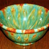 Pacific Pottery Blended Glaze Mixing Bowl #9