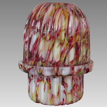 Fairy Lamps - Bohemian - Welz? - Art Glass