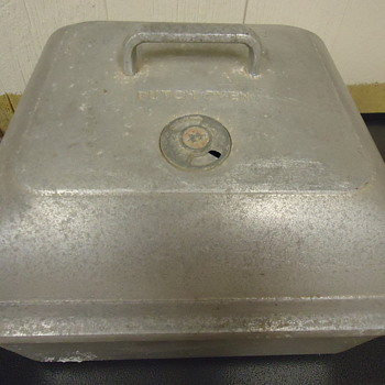 Has anyone seen any of these? Monaroast square dutch ovens (aluminum)