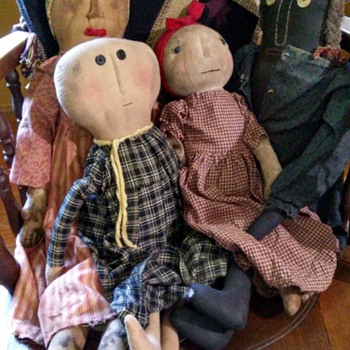 primitive dolls - Dolls