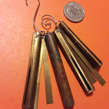 organ pipe reeds and shallots, now one more bauble for my rearview mirror... ;-) - Musical Instruments