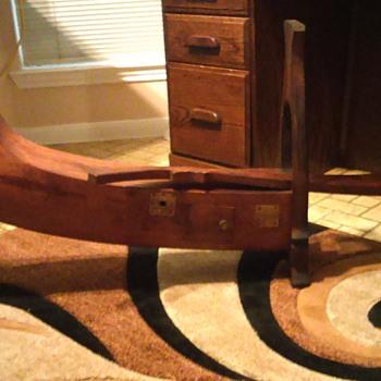 Vietnam wood thing - Furniture