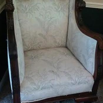Inherited Chair