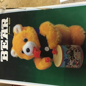 Luck Bear - Funny Chief - Toys