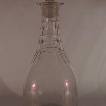 Georgian Decanter - Art Glass