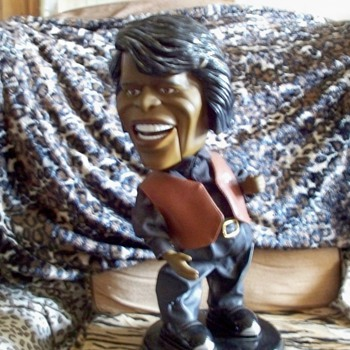 James Brown Doll - Dolls