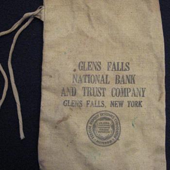 Cloth Bank Bag  - Bags