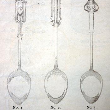 Rare Liberty teaspoon - Silver