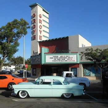 More Car Show From Old Downtown Upland - Classic Cars