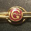 G Men Tie Clip