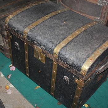 Civil War ERA Brass Bound - this one is a keeper