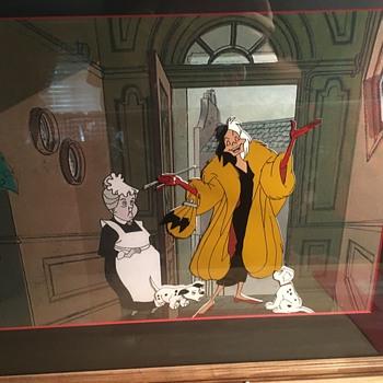 Cruella De Vil cel - 1961 - Movies