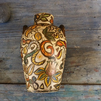 MOM´S EARTHENWARE VASE - Pottery