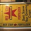 Red Star Fertilizer sign