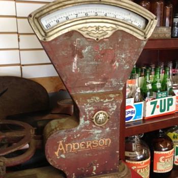 Anderson Scale