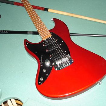 Fury BBM - Lefty - Guitars