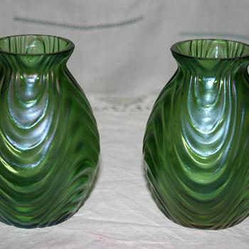 More Loetz Creta - I think...... - Art Glass
