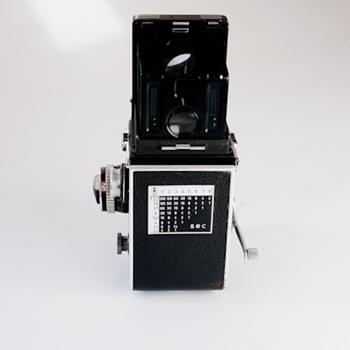 ROLLEIFLEX 2.8 E. - Cameras