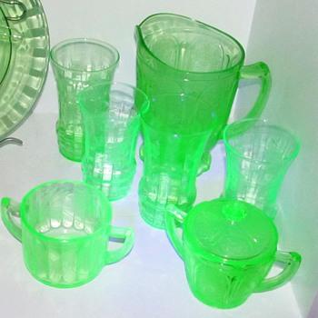 """my de """"light: ful - Glassware"""
