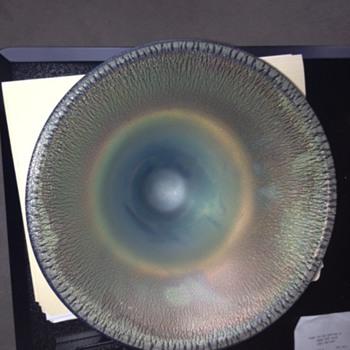 Unsigned Steuben?   - Art Glass