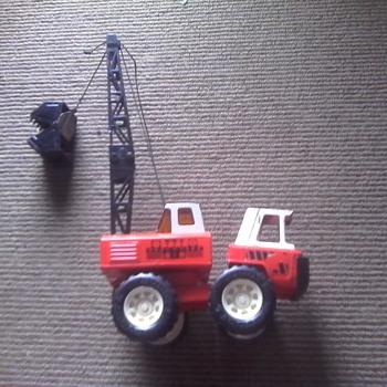 Buddy L. Toy Truck
