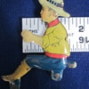 Who Is This Guy?  Tin Litho Boy  Wind up toy??