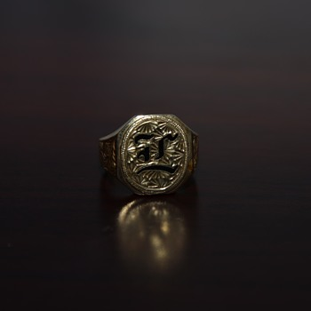 Gold ring from my uncle - Fine Jewelry